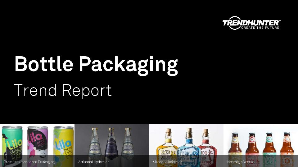 Bottle Packaging Trend Report Research