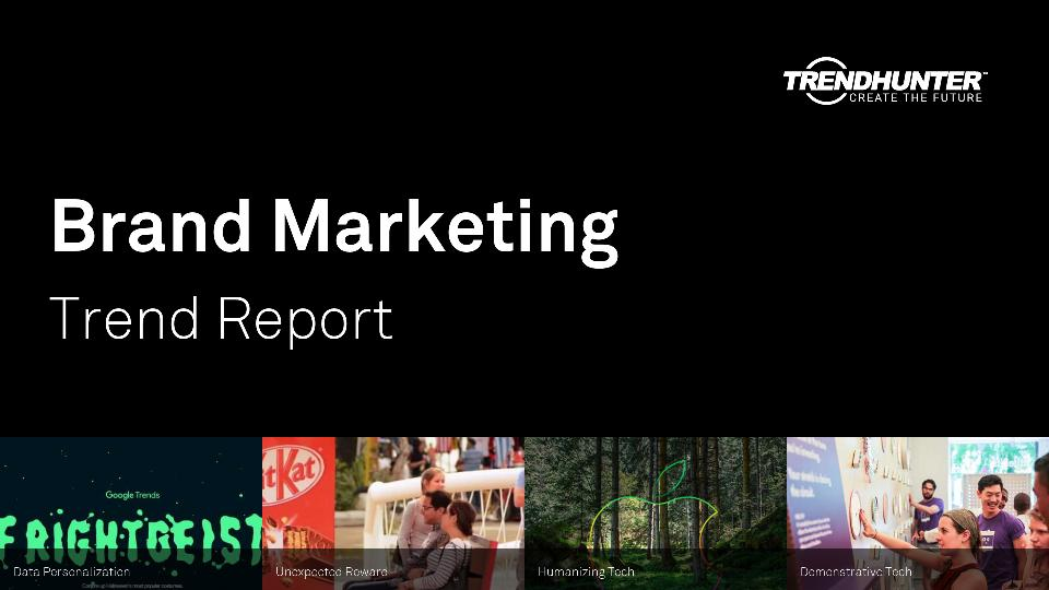 Brand Marketing Trend Report Research