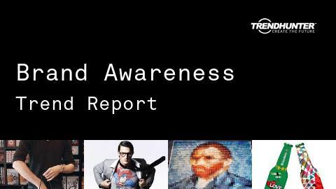 Brand Awareness Trend Report and Brand Awareness Market Research