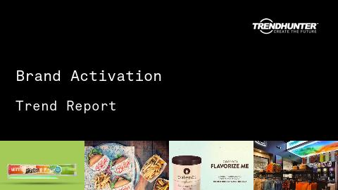 Brand Activation Trend Report and Brand Activation Market Research