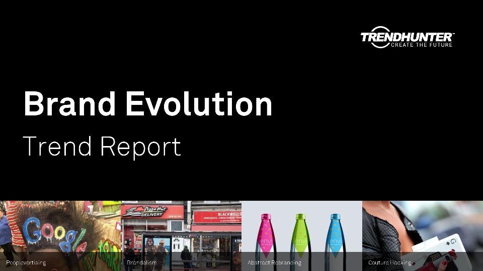 Brand Evolution Trend Report Research