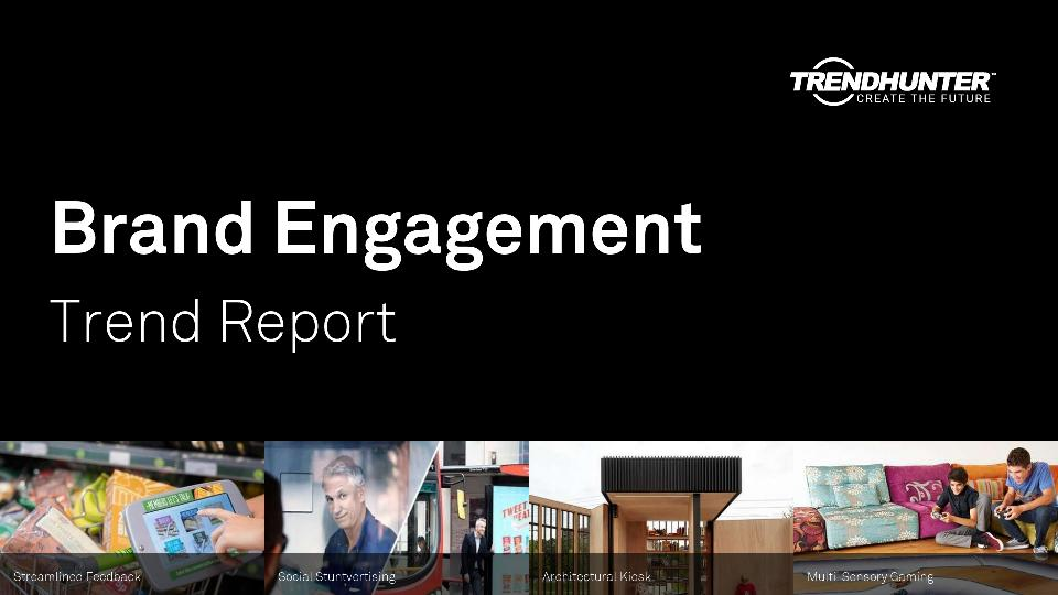 Brand Engagement Trend Report Research