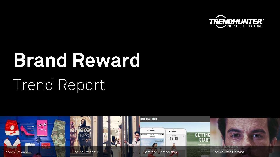 Brand Reward Trend Report Research