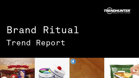 Brand Ritual Trend Report and Brand Ritual Market Research