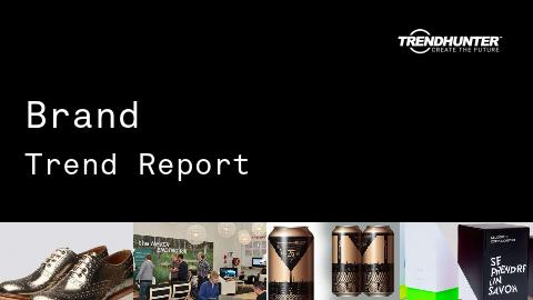 Brand Trend Report and Brand Market Research