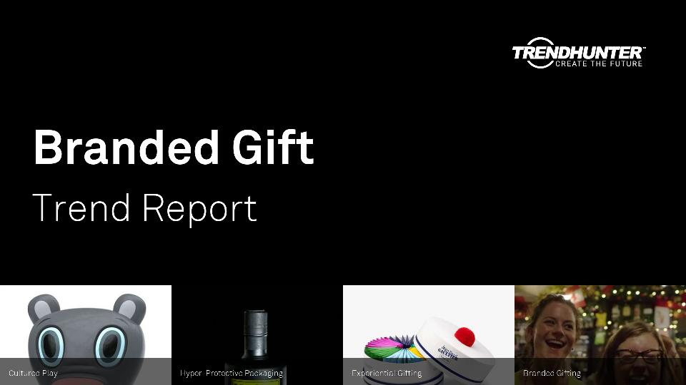 Branded Gift Trend Report Research