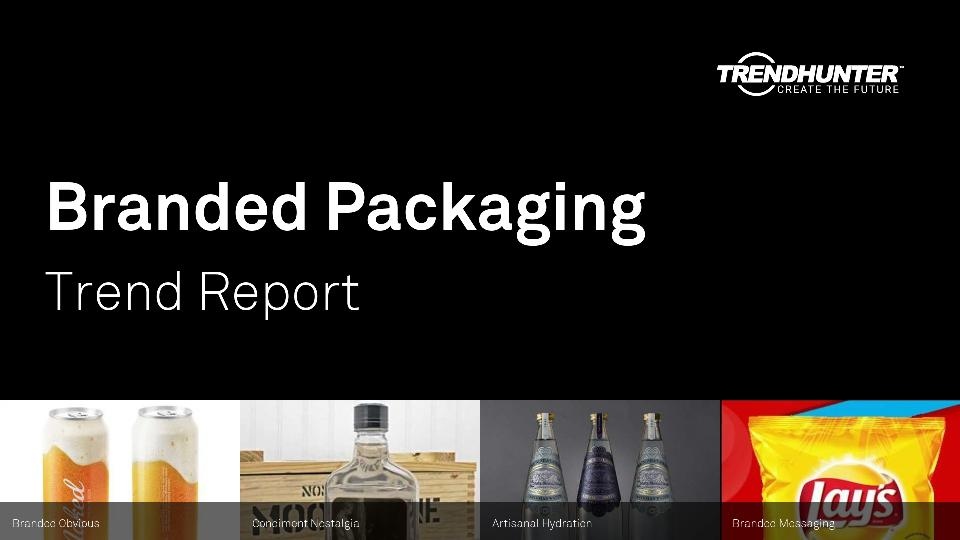 Branded Packaging Trend Report Research
