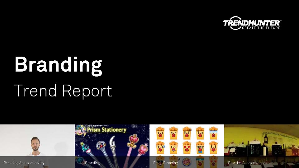 Branding Trend Report Research