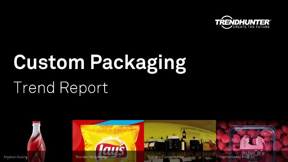 Custom Packaging Trend Report Research