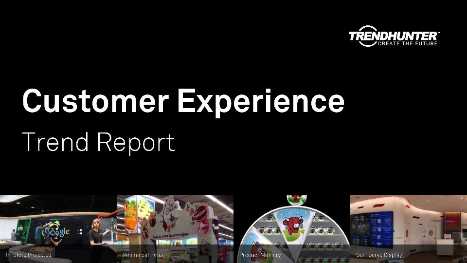 Customer Experience Trend Report Research