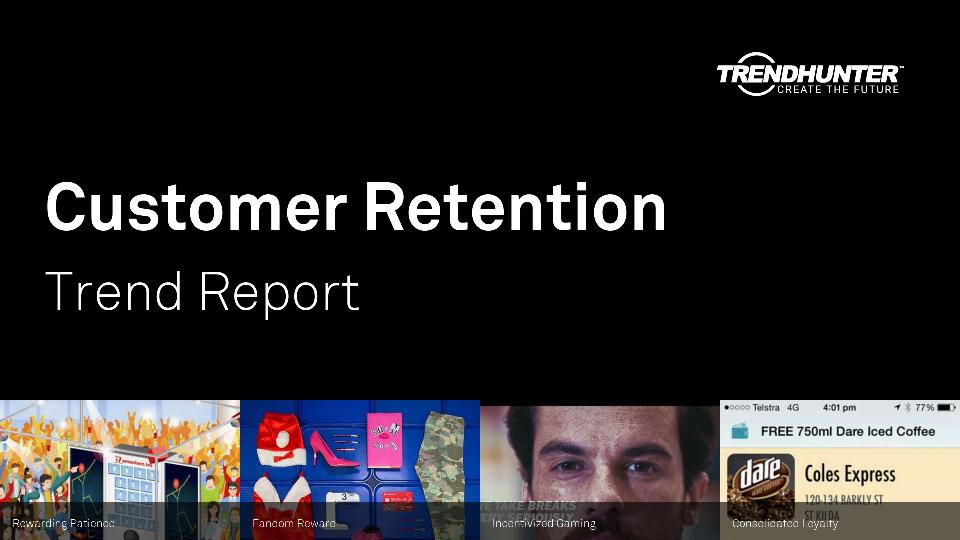 Customer Retention Trend Report Research