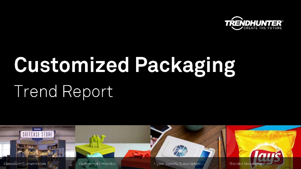 Customized Packaging Trend Report Research