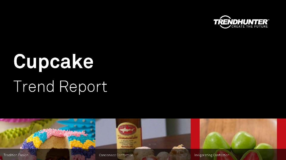 Cupcake Trend Report Research