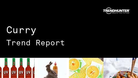 Curry Trend Report and Curry Market Research