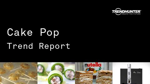 Cake Pop Trend Report and Cake Pop Market Research