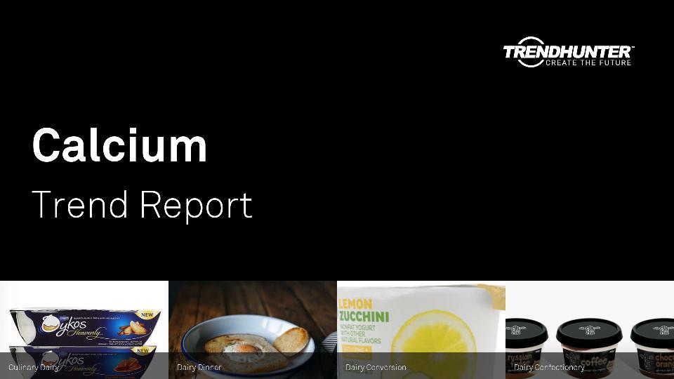 Calcium Trend Report Research