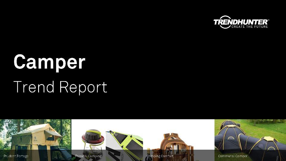 Camper Trend Report Research