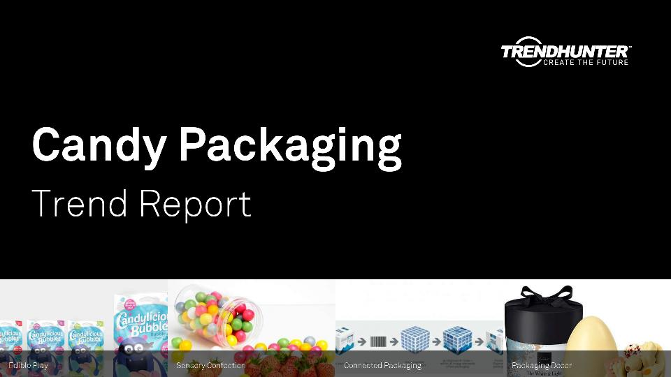 Candy Packaging Trend Report Research