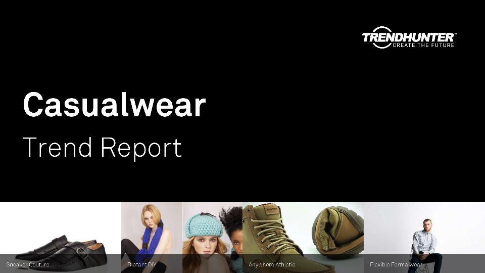 Casualwear Trend Report Research