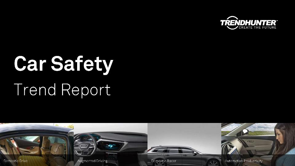 Car Safety Trend Report Research