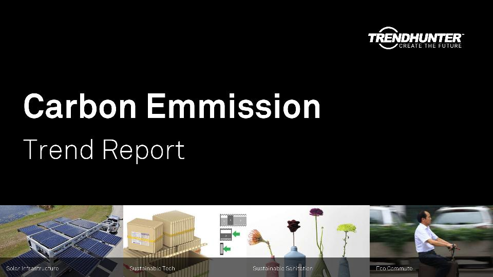 Carbon Emmission Trend Report Research