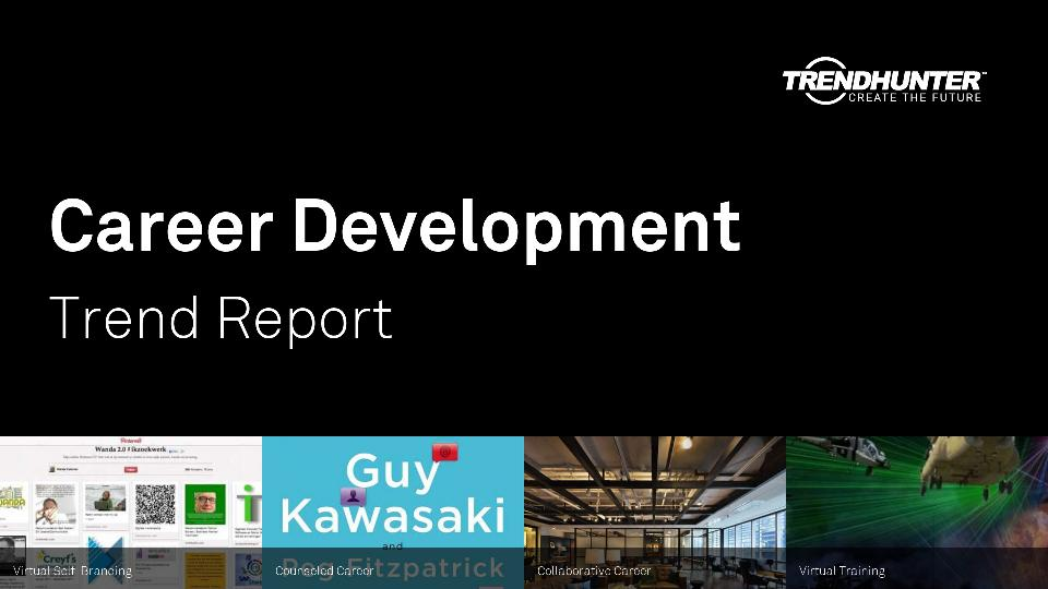 Career Development Trend Report Research