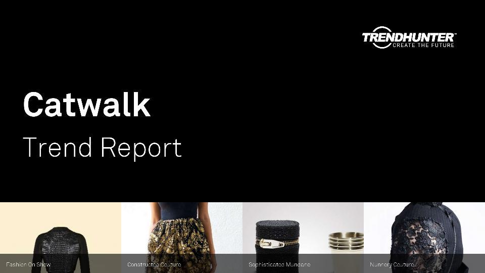 Catwalk Trend Report Research