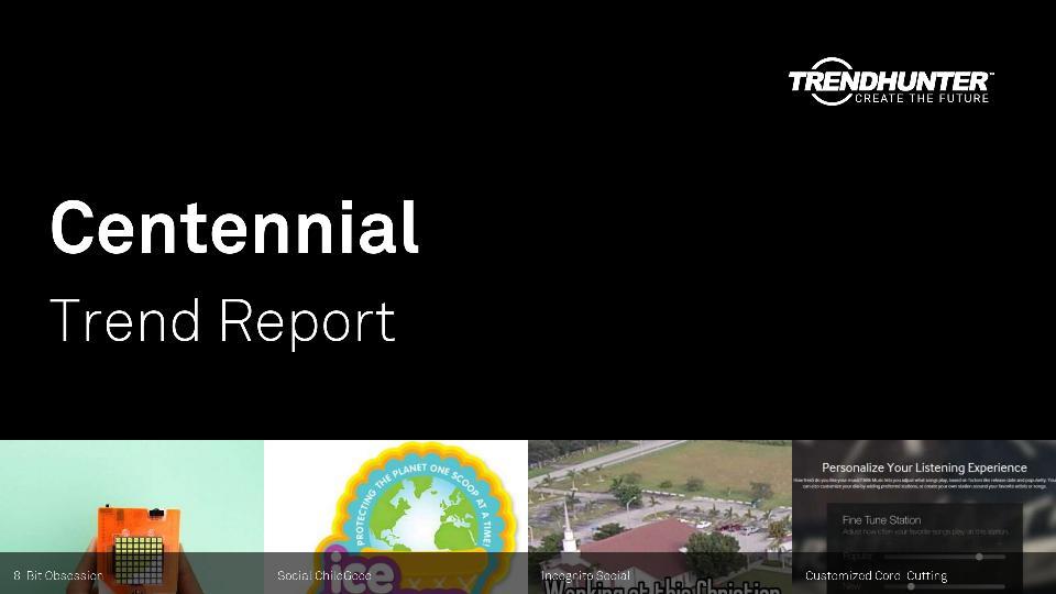Centennial Trend Report Research