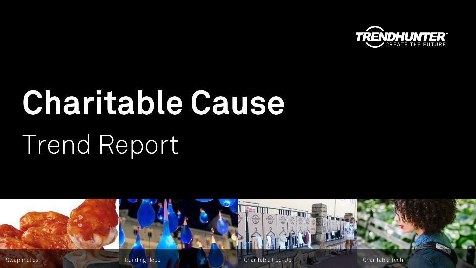 Charitable Cause Trend Report Research