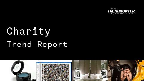 Charity Trend Report and Charity Market Research
