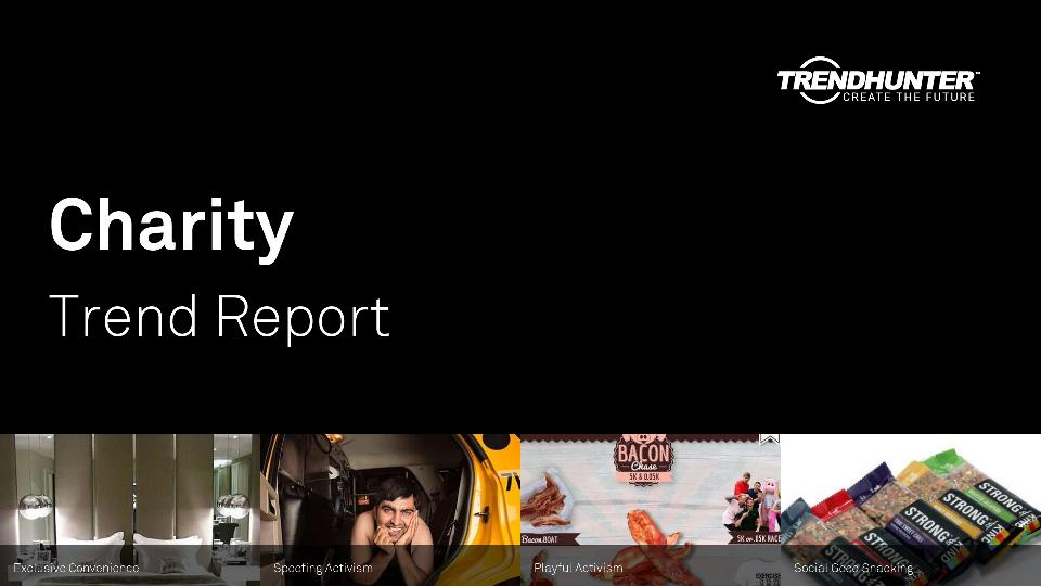 Charity Trend Report Research