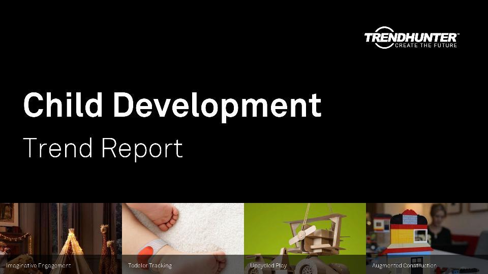 Child Development Trend Report Research