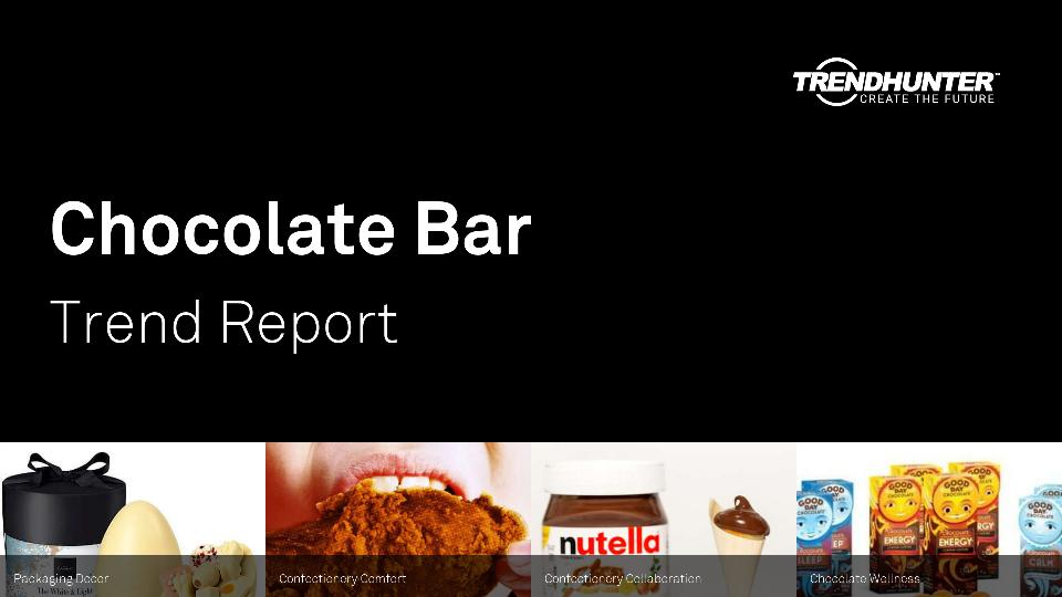 Chocolate Bar Trend Report Research