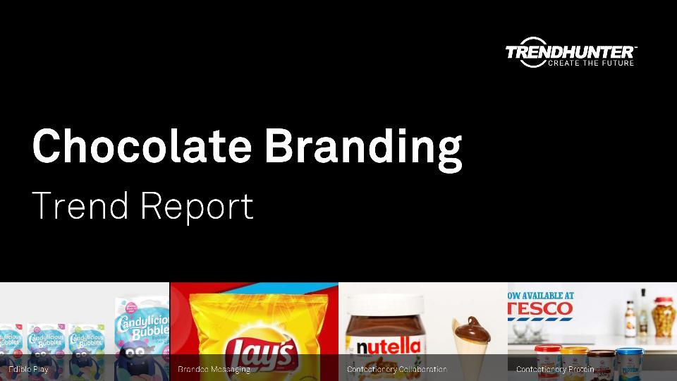 Chocolate Branding Trend Report Research