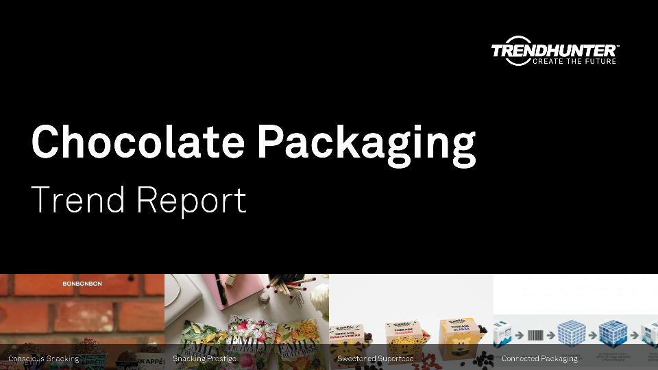Chocolate Packaging Trend Report Research