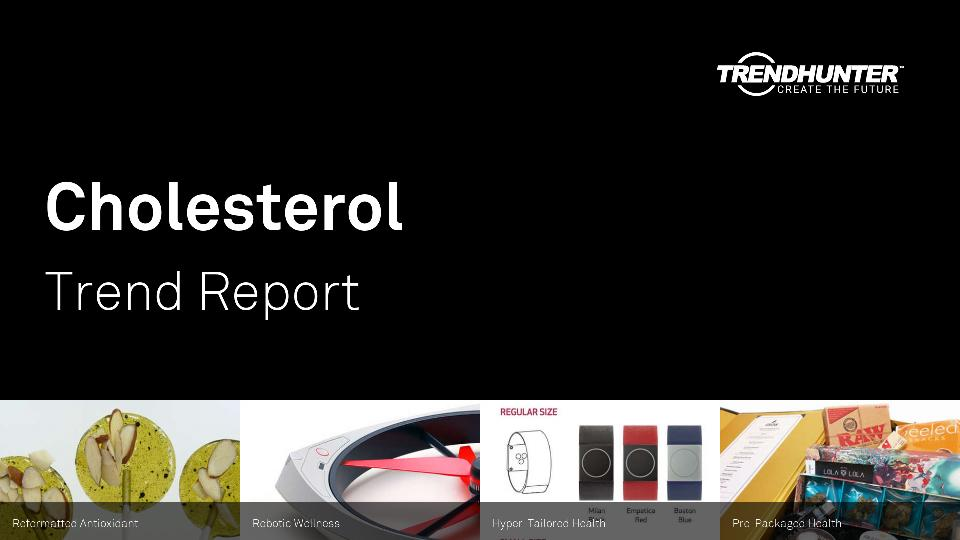 Cholesterol Trend Report Research