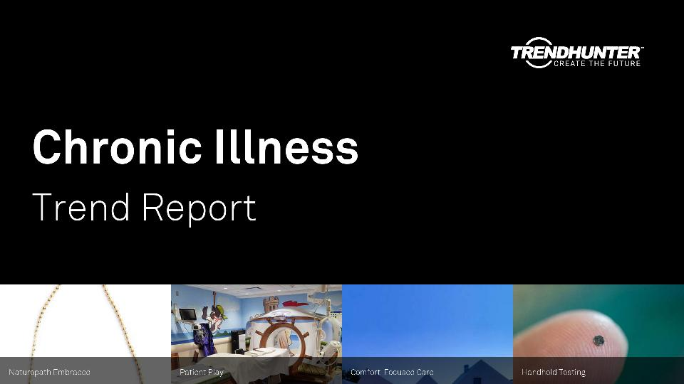 Chronic Illness Trend Report Research