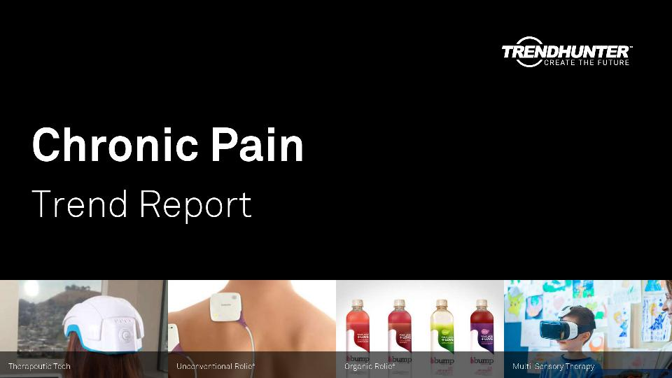 Chronic Pain Trend Report Research