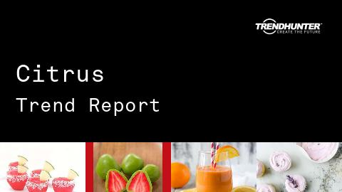 Citrus Trend Report and Citrus Market Research
