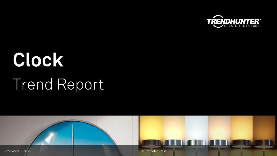 Clock Trend Report Research