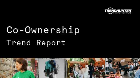 Co-Ownership Trend Report and Co-Ownership Market Research
