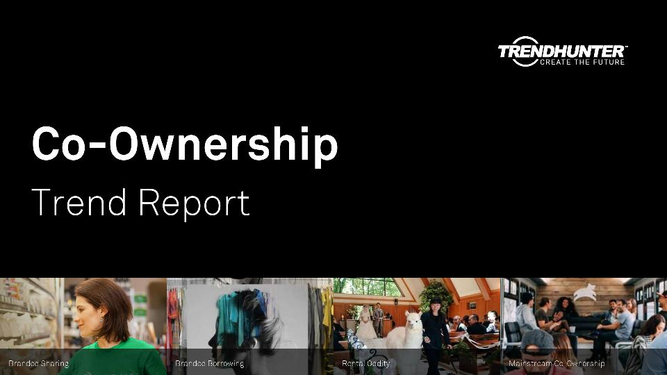 Co-Ownership Trend Report Research