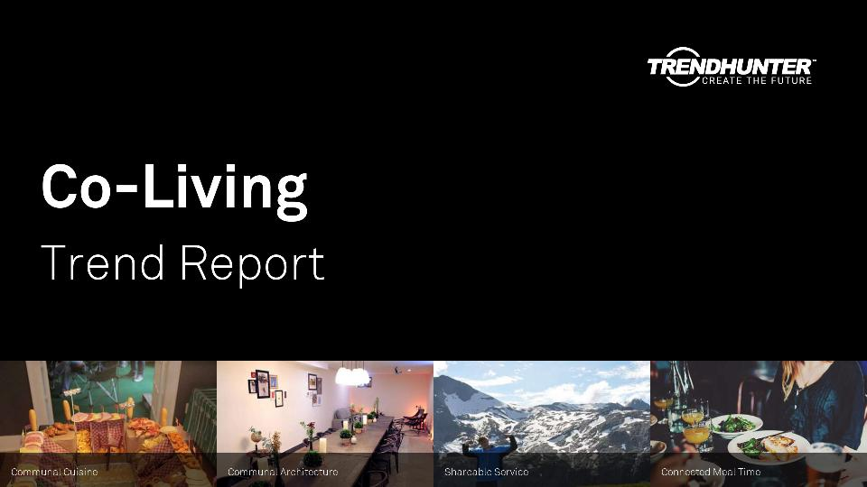 Co-Living Trend Report Research