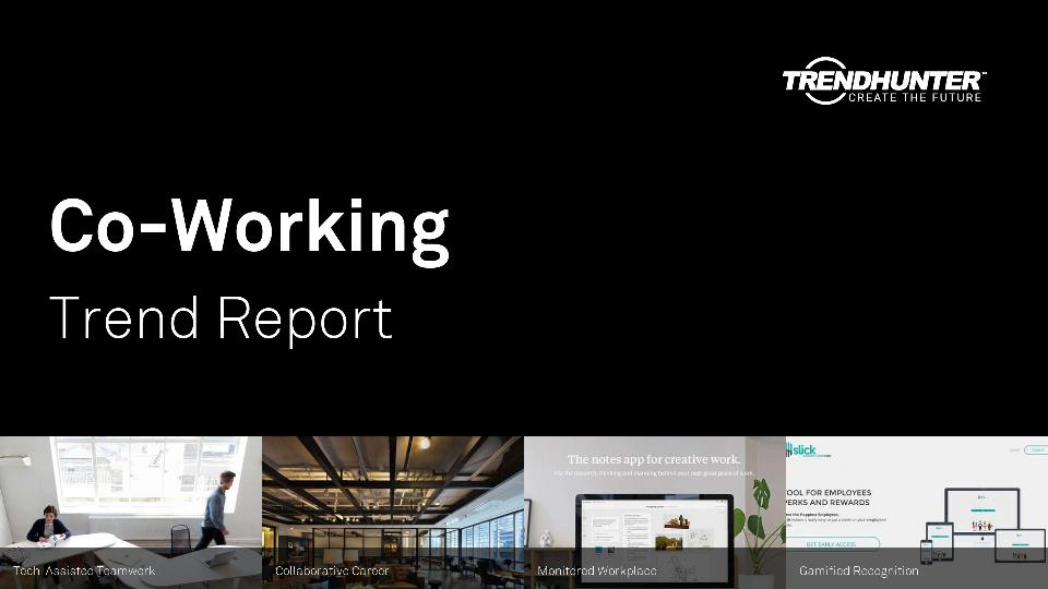 Co-Working Trend Report Research