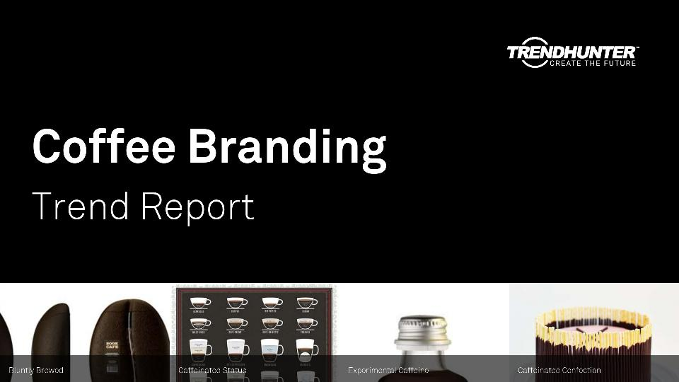 Coffee Branding Trend Report Research