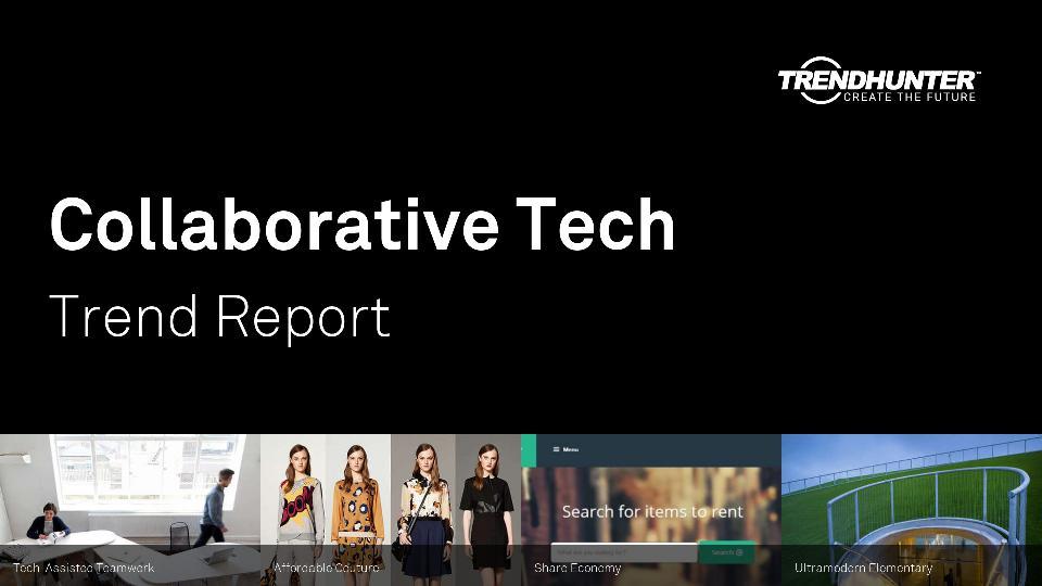 Collaborative Tech Trend Report Research
