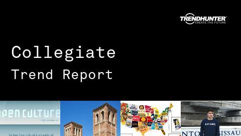 Collegiate Trend Report and Collegiate Market Research