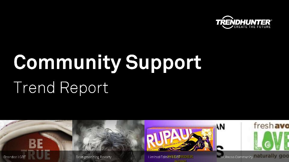 Community Support Trend Report Research