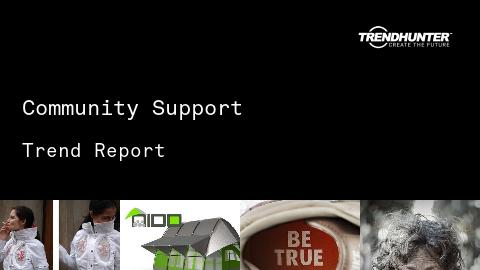 Community Support Trend Report and Community Support Market Research