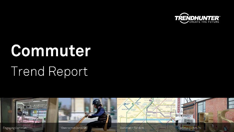 Commuter Trend Report Research